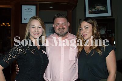 Courtney Rawlins, Josh Flores, & Tara Courson
