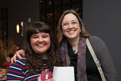 Executive Director Molly Leberman & Cayewah Easley, SCAD