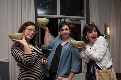 Lisa Watson, Coco Papi, & Rubi McGrory