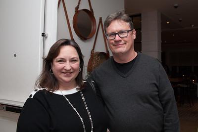 Michelle Haberland & Glen Hamilton