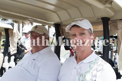 Jeff Harrison & George Spencer