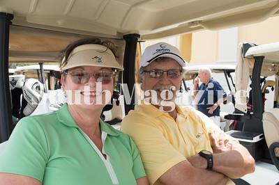 Patricia Hewitt & Mickey Andrews