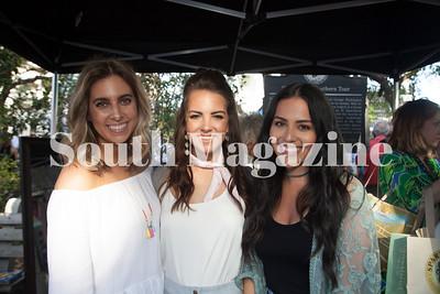 Elizabeth, Liz, & Raquel