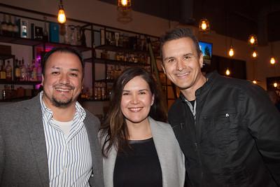 Temo Ortiz, Melody Rodriquez Ortiz, & Michael Brooks
