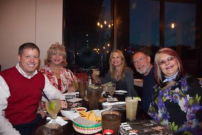 Troy Brown, Lisa Roberson, Deborah Hargroves, Laurence Staab, & Magda Kahn