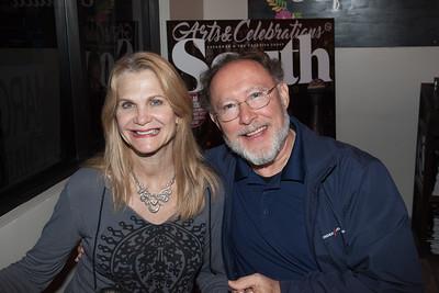 Deborah Hargroves & Laurence Staab