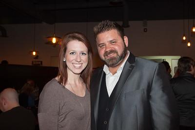 Sarah Chambers & Josh Flores