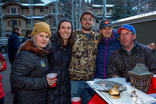 Second Annual Alumni Après-ski Party