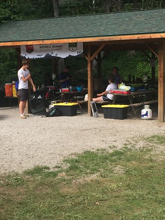 2018 07 Summer Camp - Cole Canoe Base