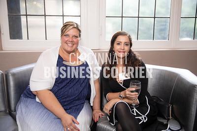 Crissy Lauterbach and Noelia Graft w/Butler Tech