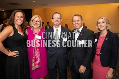 Andera O' Malley, Diane Massa, Barry Massa, Robert Winter and Carrie Holzderber w/ LifeCenter Organ Donor Network