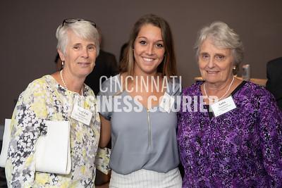 Mary Lee Scheper, Kylie Scheper and Anita Stautberg w/Episcopal Retirement Services