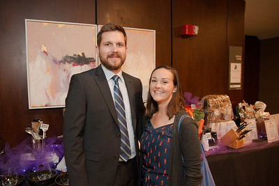 Jake Martin and Rachel Thomas