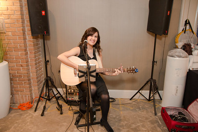 Brittany Toledo Guitarist and teacher at St. Andrews