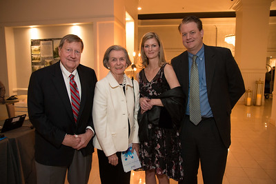Archie and Sally Davis with Kelley and Matt Waldron
