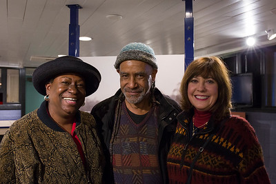Tanya Milton, Jerome Meadows, Maria Center