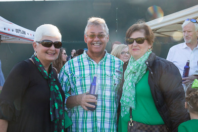 Susan Sapp, Pat Allen, and Shari Donaldson