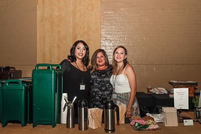 Starbucks: Erin, Crystal and Caitlyn