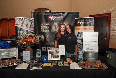 Savannah Taste Experience: Juli Coble Kasti and Pamela Harding