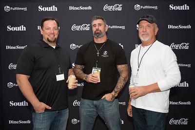 Lou Valoze, Wayne Holt, David Howerd (Savannah Spirits)