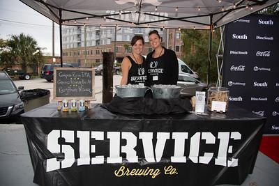 Meredith Sutton, Nicolette Ceasa (Service Brewing Co)