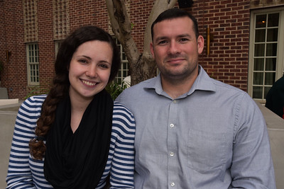 Natalie and Charles Yates
