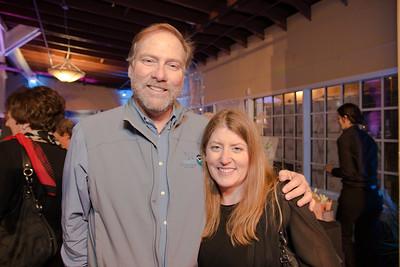 Bill Douvros and Rebecca Holyoke