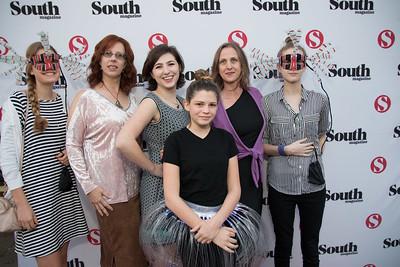 Katie Miller, Kania Greer, Elisa Georgeff, Jody Patterson, Amelia Morgan, Annabel Patterson
