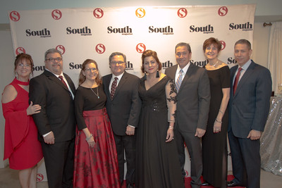 Wahnita and Jimmy Berrocal, Linda and Tim Stevenson, Anne, Lee, Debby and Tom Keathley.