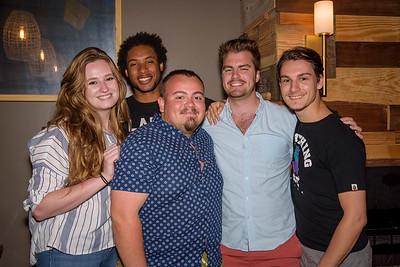 Kayla, Gabe, Elliott, Steven, & Will