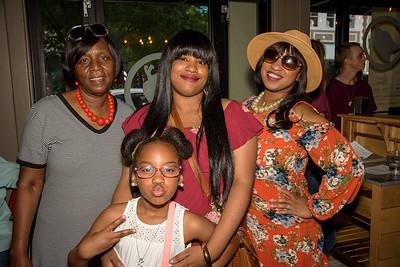 Ayesha, Kennedy, Juanita, & Penny