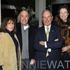A_9193 Rose Tarlow David Geffen, Michael Bloomberg, Diana Taylor
