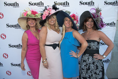 Jennifer Davis, Brandie Starr, Ashley Nasworthy and Michele Thompson