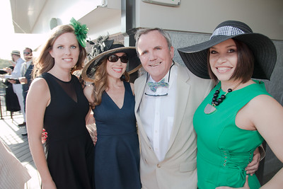 Elise Devegter, Tonya Weinbach, Kevin Sheehan and Annie Dover