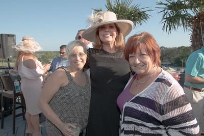 Marcia Banes, Katie Faye and Jodi Clark