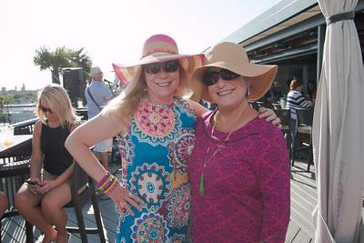 Deb Seese and Theresa Agnew