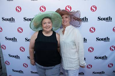 Susan McGahee and Barbara Moore