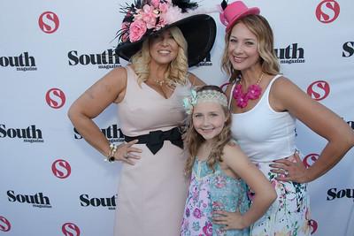 Brandie Starr, Sophie Suarez and Courtney Rawlins
