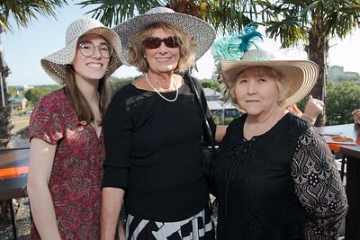 Jamie Weathers, Faye Anderson and Bonnie Stark