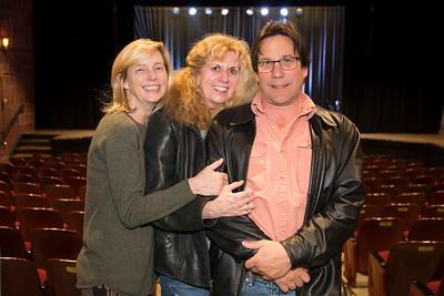 Peggy Stone, Judy Sessoms, Leslie Sessoms