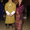 B3W_9998 John Reed, Permanent Representative of Bhutan to the U N  Doma Tshering