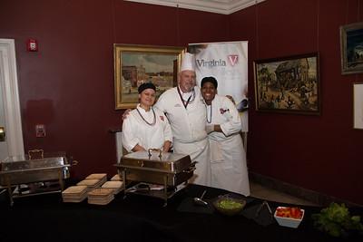 Angela Caudio, Chef Gier Kilen and LaMonica Taylor