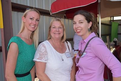 Lisa Shea, Linda Adams, Amanda Surowitz