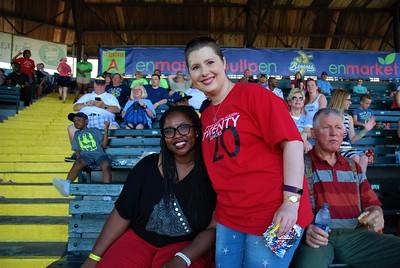 Stacie Coppock and Christine Kessler