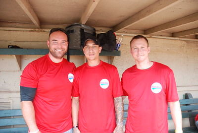 Billy King, Christian Hatcherson & Michael Taylor