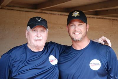 Sheriff John T. Wilcher & Lance Warren