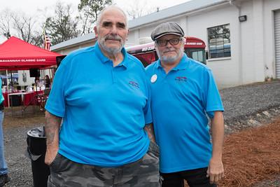 Bob Florio, Steve Lash