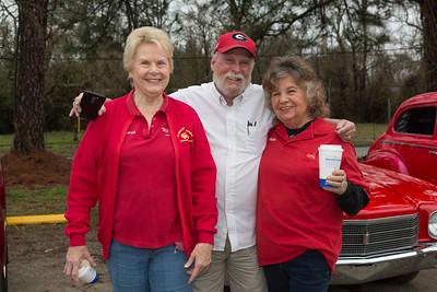 Jo Carol, Jack Crosby, Jeanne Crosby