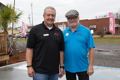 Tony Vazquez, Steve Lash