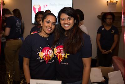 Sabina Uddin, Ruchi Patel
